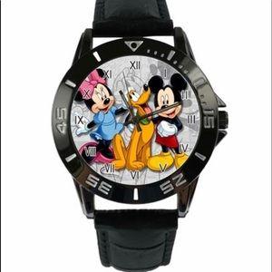 brand New Limited Edition Mickey & Minnie Watch